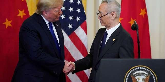 La Chine s'engage à acheter 200milliards de dollars de biens américains sur deux ans