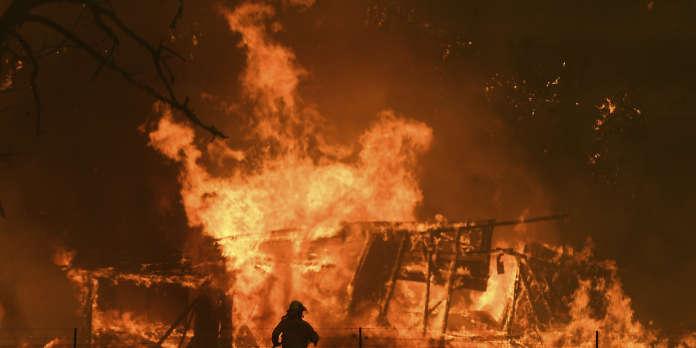 Australie : la saison 1974-1975 n'a pas été bien pire que les incendies actuels