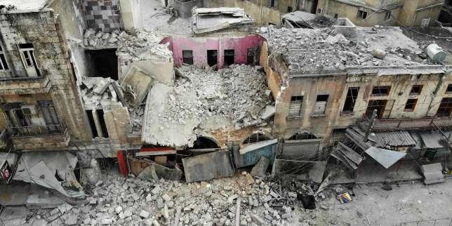 En Syrie, des dizaines de morts après la reprise de l'assaut du régime à Idlib
