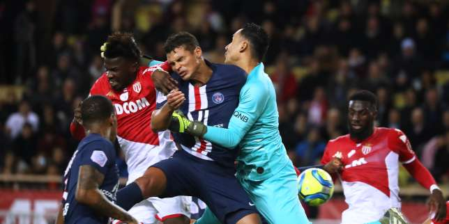 Ligue 1 : Paris s'impose à Monaco et Rennes consolide son podium