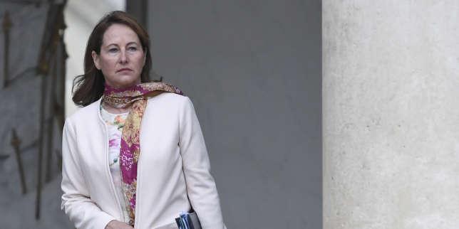 Ségolène Royal annonce que l'exécutif «envisage» de mettre fin à ses fonctions d'ambassadrice des pôles