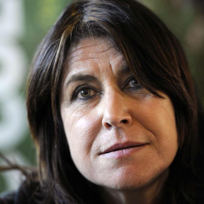 Michèle Rubirola, à Marseille, en 2012.