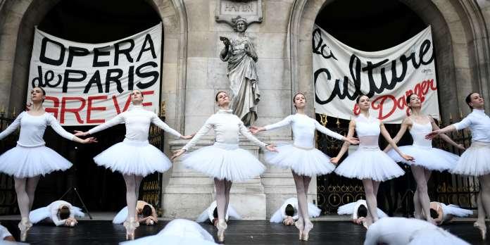 « A l'Opéra de Paris, des syndicats toujours prêts à en découdre font face au public le plus conservateur de la culture »