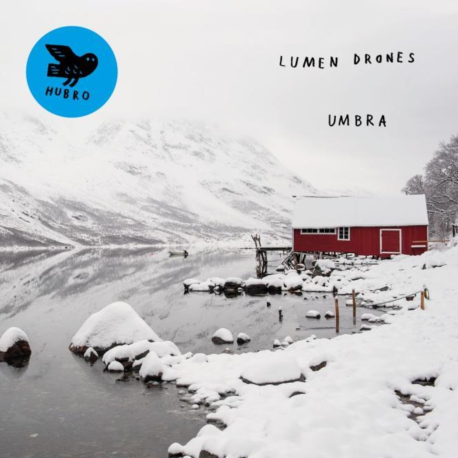 Pochette de l'album« Umbra», de Lumen Drones.