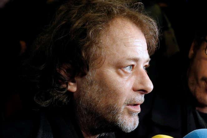 Le réalisateur Christophe Ruggia, à Paris, en 2015.