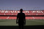Le stade du FC Séville, en Espagne.