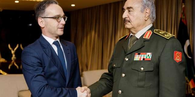 A Berlin, l'UE veut se montrer unie pour contrer l'axe turco-russe en Libye