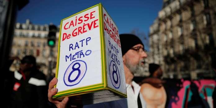 La grève à la RATP sera suspendue à partir de lundi 20 janvier sur une majorité des lignes de métro