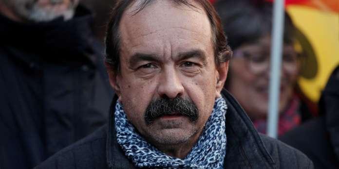 « Nous n'avons pas à porter le chapeau de tout ce qui se passe dans le pays » : Philippe Martinez dénonce le CGT-bashing