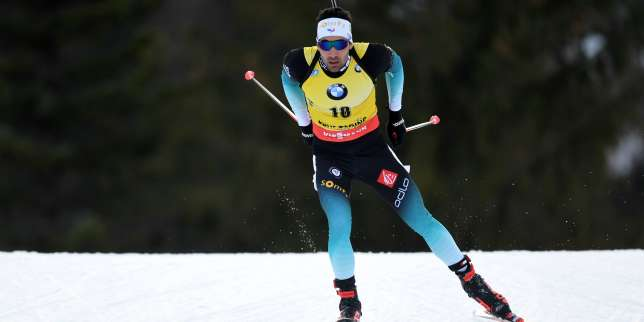 Coupe du monde de biathlon: l'épreuve de poursuite avec Martin Fourcade et les Français en direct
