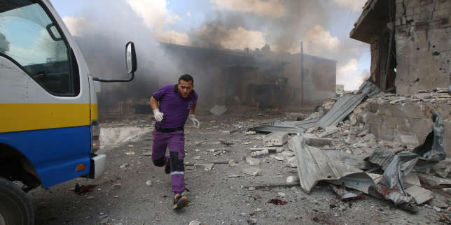 Aide humanitaire: « N'oublions pas la Syrie»