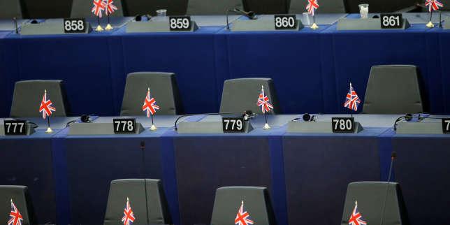 Départ des Britanniques, retour des députés «gelés»: ce que le Brexit va changer au Parlement européen