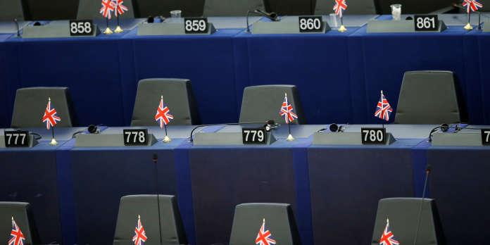 Départ des Britanniques, retour des députés « gelés » : ce que le Brexit va changer au Parlement européen