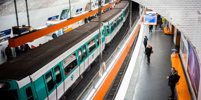 Grève contre la réforme des retraites : trafic SNCF quasi normal lundi, amélioration à la RATP