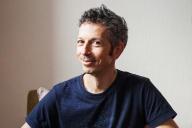Eric Chahi, fondateur du studio de création de jeux vidéo Pixel Reef, à Montpellier en juillet 2019.