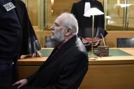 Bernard Preynat à son procès, le 13 janvier.