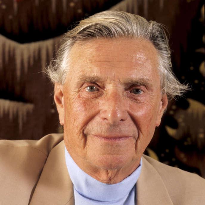 Jean Blot, en septembre 1998.