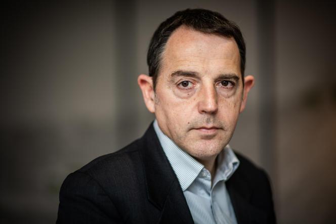Le politologue français Jérôme Fourquet à Paris, en mars 2019.