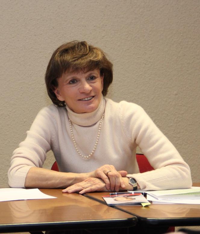 Michèle Delaunay en 2014.