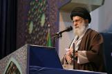 L'ayatollah Ali Khamenei le 17 janvier 2020 à Téhéran.