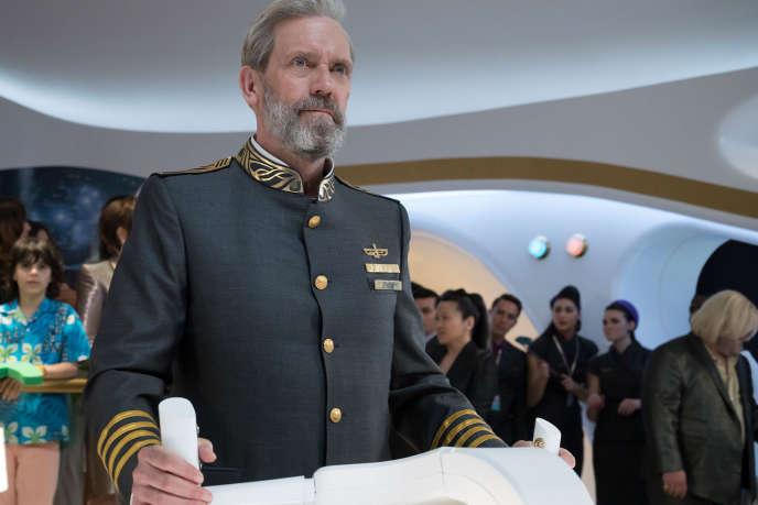 Hugh Laurie interprète le capitaineRyan Clark.