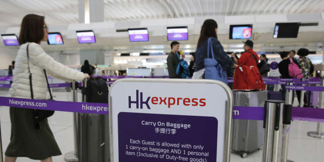Hongkong: une Japonaise obligée de faire un test de grossesse avant de pouvoir prendre un avion