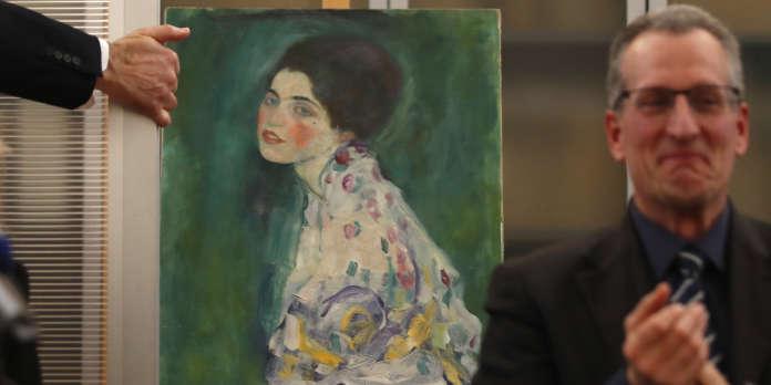En Italie, la réapparition du tableau de Klimt ne met pas pour autant fin au mystère