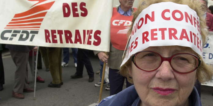 Réforme des retraites : « En 1945, le système par répartition s'impose pour des raisons pratiques »