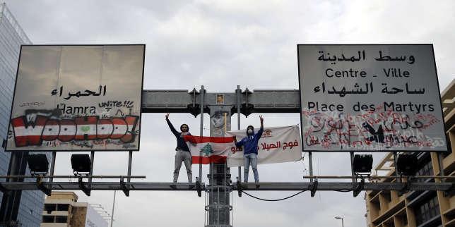 Liban: la contestation entre dans son quatrième mois, nouveaux rassemblements