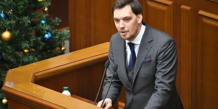 Le premier ministre ukrainien propose sa démission