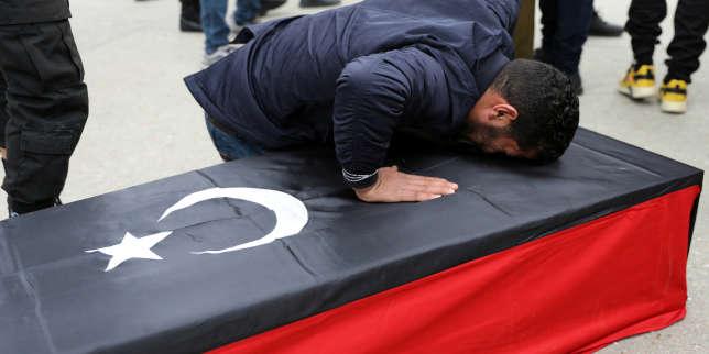«Il y a en Algérie une grande peur de la partition libyenne»