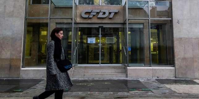 «Une quinzaine» de membres de la CGT s'introduisent dans le siège de la CFDT pour y couper l'électricité