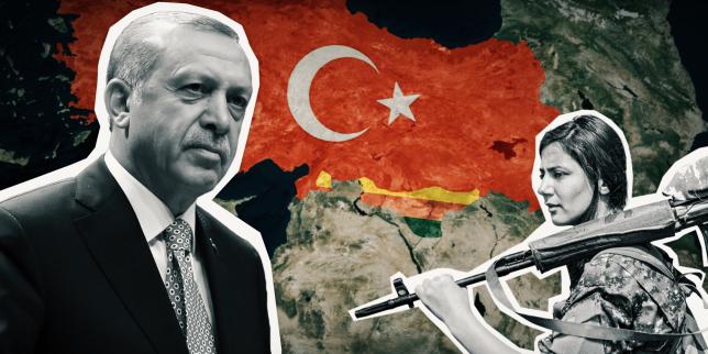 «Mappemonde»: comment les Kurdes ont été abandonnés face à la Turquie
