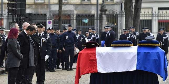 Le mineur écroué dans le cadre de l'enquête sur la mort d'un policier près de Lyon
