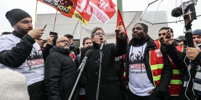 La gauche divisée échoue à proposer un débouché politique à la grève