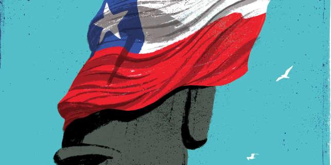 «Iliens» contre «Chiliens» : vents mauvais sur l'île de Pâques