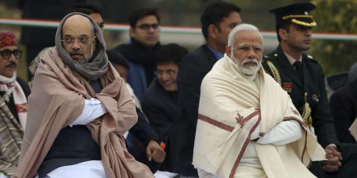 Narendra Modi et Amit Shah, duo pyromane à la tête de l'Inde