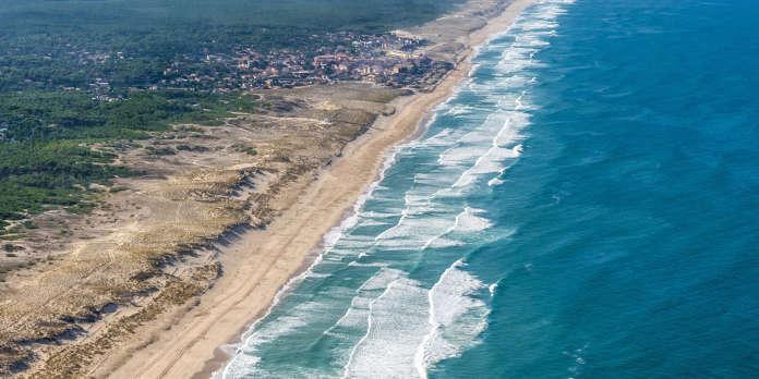 A Lacanau, « l'érosion conduit à intégrer l'océan en tant que véritable partenaire social, dans une relation d'échange inédite »