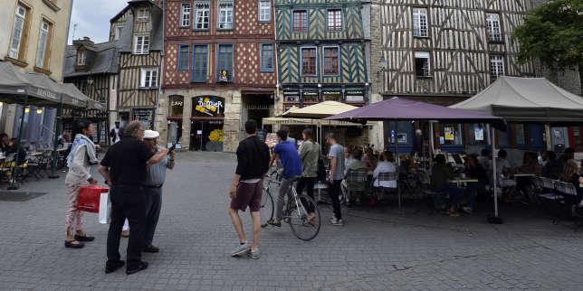 A Rennes, l'interdiction des terrasses chauffées plutôt bien acceptée