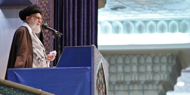 En Iran, le guide Ali Khamenei reste inflexible