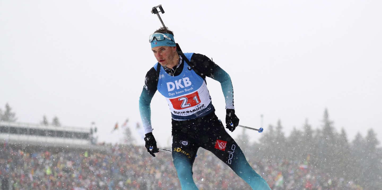 Emilien Jacquelin, le biathlon version panache