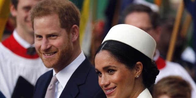 Au Royaume-Uni, Harry Mountbatten-Windsor et Meghan Markle n'auront plus leur titre royal auprintemps