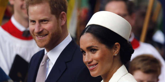 Au Royaume-Uni, Harry Mountbatten-Windsor et Meghan Markle renoncent à leur titre royal