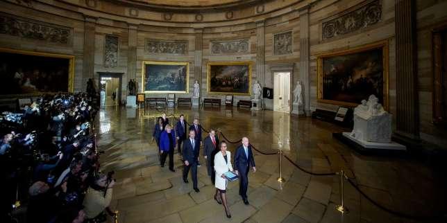 Impeachment : un procès rapide s'esquisse au Sénat pour Donald Trump