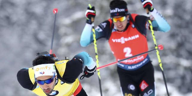 Mondiaux de biathlon: le relais mixte en direct