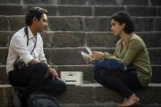 Rafi (Nawazuddin Siddiqui) etMiloni (Sanya Malhotra).