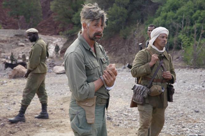 Le colonel Andreas Breitner (Johan Heldenbergh).