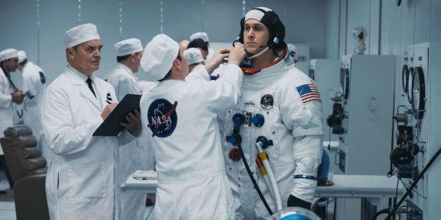 «First Man»: Ryan Gosling dans les pas de Neil Armstrong