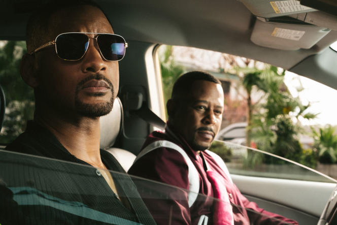 Will Smith et Martin Lawrence dans « Bad Boys for Life ».