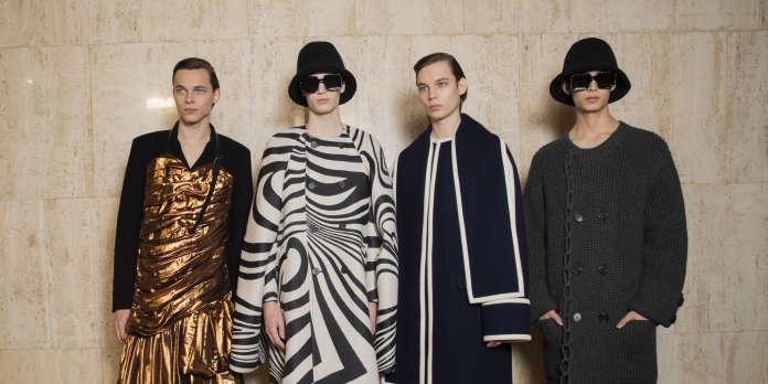 Paris Fashion Week : des vestiaires qui s'accordent à tous les genres